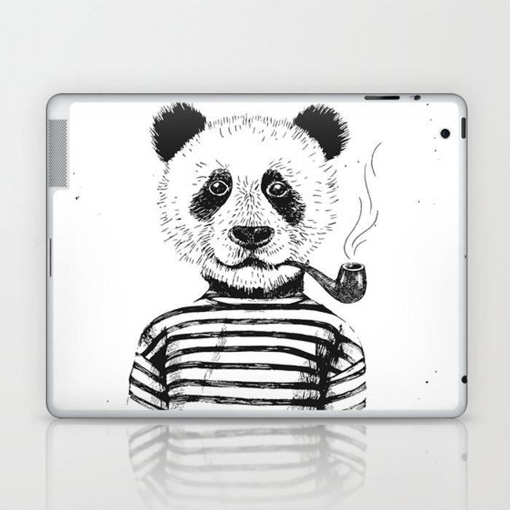 Yeah I am a Panda Laptop & iPad Skin