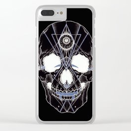 See You in Hell Clear iPhone Case