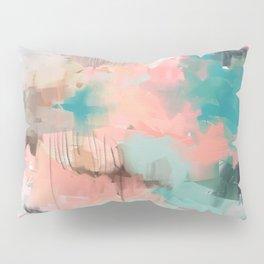Abstract art of strokes Pillow Sham