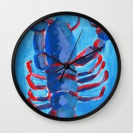 Lobster NY1B, 6 Wall Clock