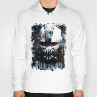 bane Hoodies featuring Bane: Rise by Sirenphotos