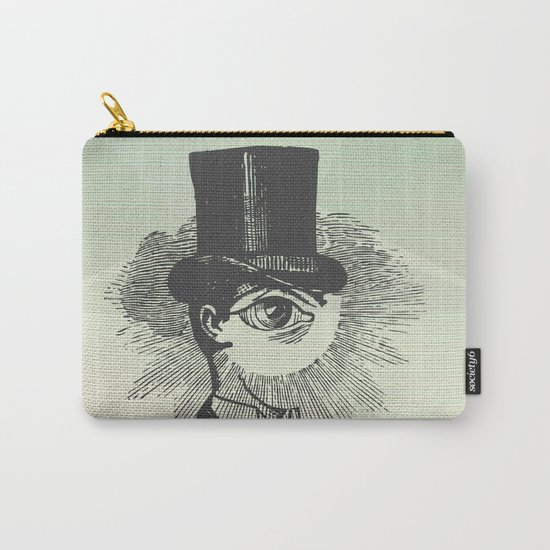 Eyeliner Carry-All Pouch