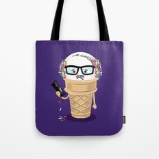 Ice Cream Coneover Tote Bag
