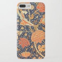 William Morris Cray Floral Art Nouveau Pattern iPhone Case