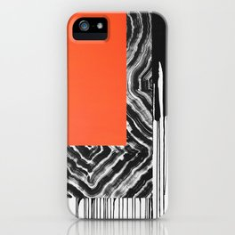 LAYERS#01 iPhone Case