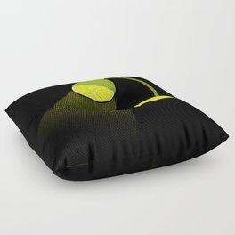 Lime Light Floor Pillow
