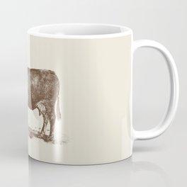 Cow Cow Nut #1 Coffee Mug