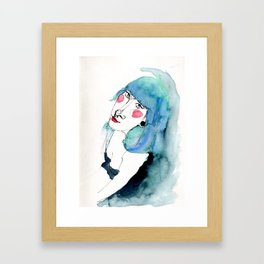Jocker Suicide Framed Art Print