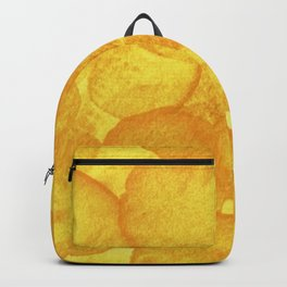 Cadmium Yellow Watercolour Backpack