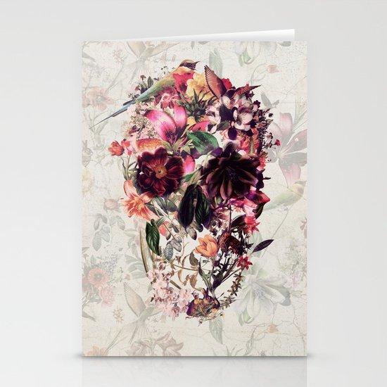 New Skull 2 Stationery Cards