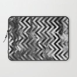 PATTERN {Chevron Storm} Laptop Sleeve