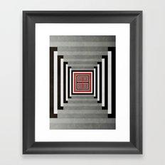 The Wake Up Framed Art Print