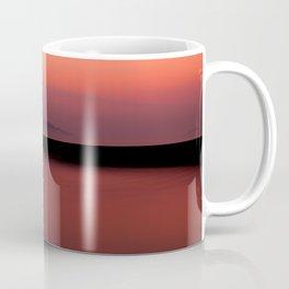 Slow City Sunset Coffee Mug