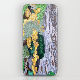 Natural Lines iPhone Skin