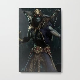 Kollector Metal Print