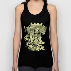 kill the king. Unisex Tank Top