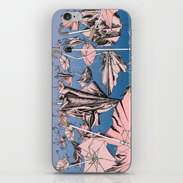 Cemetery of Useless things iPhone Skin