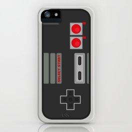 Gamer NES pack iPhone Case