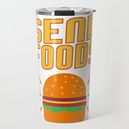 Send foods Travel Mug
