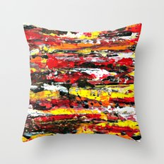 Changes in Time 1 Throw Pillow