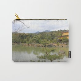 Kinkaku-Ji - The Golden Pavillion Carry-All Pouch
