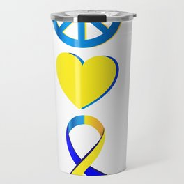 Down Syndrome Suppor Gifts Travel Mug