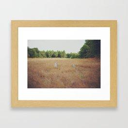 Les Landes (9) Framed Art Print