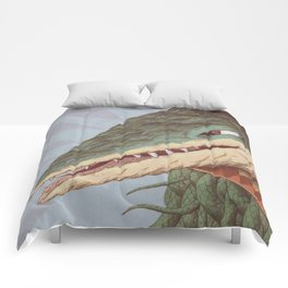 Croc Surprise Comforters