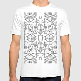 outback lines T-shirt