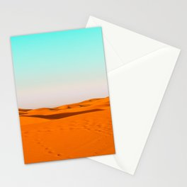Moroccan Desert Stationery Cards