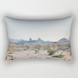 Mule Ears Rectangular Pillow