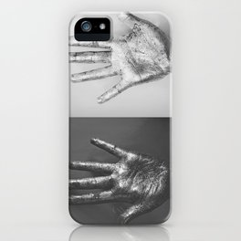Ten Fingers iPhone Case