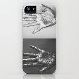 Ten Fingers iPhone Case