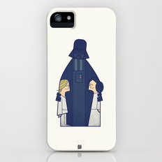 May the Love be with you iPhone (5, 5s) Slim Case