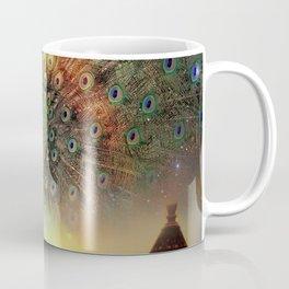 Orient Peacock Coffee Mug