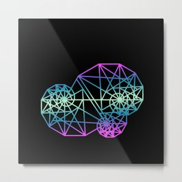 UNIVERSE 22 Metal Print