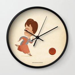 Barça Kid Wall Clock