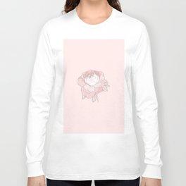 PEONIA ROSA - Sorbetedelimón Long Sleeve T-shirt