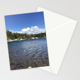 Mirror Lake Wyoming Mid July Stationery Cards