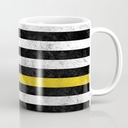Thin Gold Line Coffee Mug