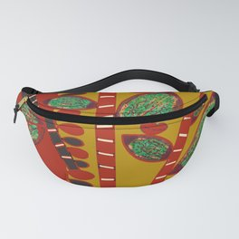MOROCCAN CACTUS Fanny Pack