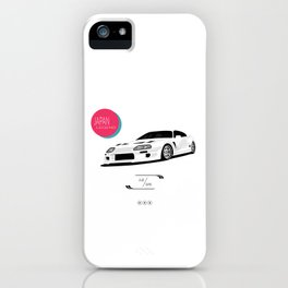 JAPAN LEGEND iPhone Case