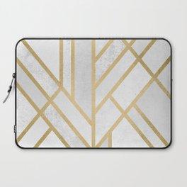 Art Deco Geometry 2 Laptop Sleeve