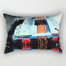 PORSCHE 917 K Le Mans Rectangular Pillow