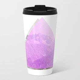 go gently Metal Travel Mug