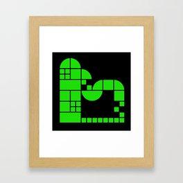 Live Tile Factory Framed Art Print