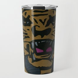 Golden Tiger Travel Mug