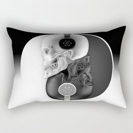 Headphone Harmony Rectangular Pillow