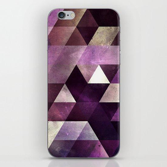 wheelyy iPhone & iPod Skin