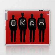 Tim, Damian, Dan & Andy Laptop & iPad Skin